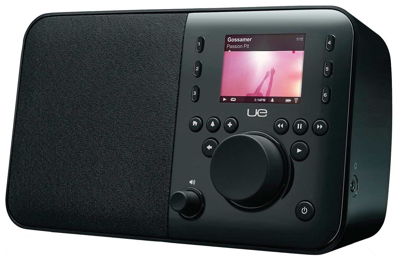 Amazon.com: Logitech UE Smart Radio (Black) (Discontinued by Manufacturer):  Home Audio & Theater