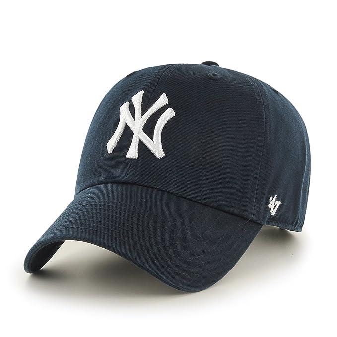 0c685ba9d82 47 Brand MLB New York Yankees Men s Home Clean Up Cap