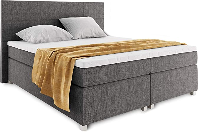 ECO SLEEP Magic - Cama con somier y colchones, Inari 91 H2 ...
