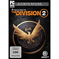 The Division 2 Ultimate Edition PC Download Uplay Code