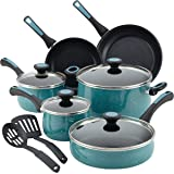 Paula Deen 16981 Riverbend Nonstick Cookware Pots and Pans Set