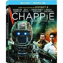 Amazon.com: Chappie (Blu-ray): Hugh Jackman, Sigourney ...