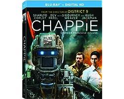 Chappie [Blu-ray + Digital HD] (Bilingual)