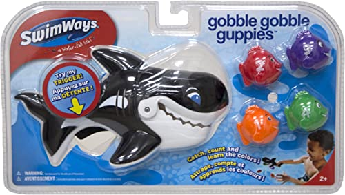 SwimWays-Gobble-Gobble-Guppies-Educational-Water-Toy