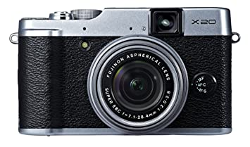 Fujifilm X20 Digital Camera 64Bit