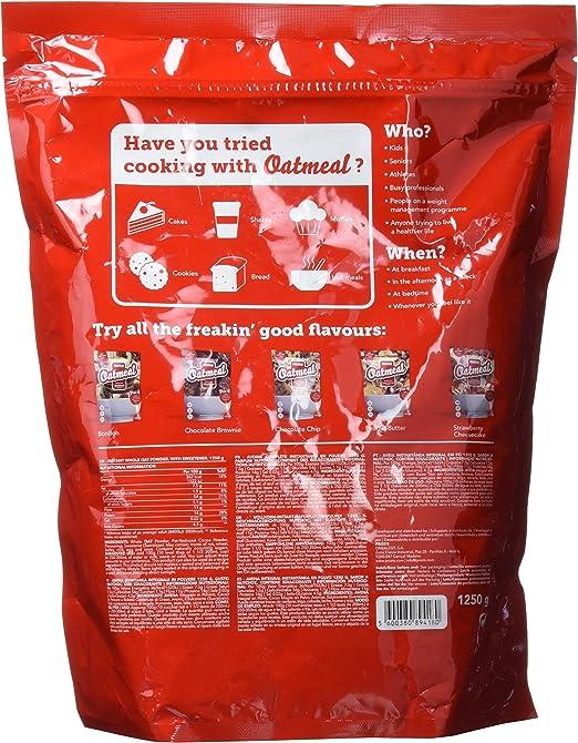 Prozis Oatmeal - Cereales Repletos de Proteínas, Hidratos de ...