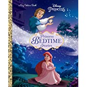 Princess Bedtime Stories (Disney Princess) (Big Golden Book)