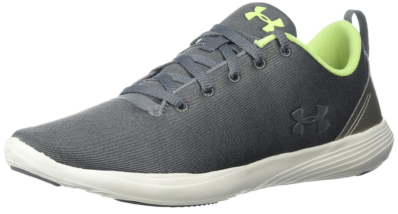 Under Armour Women's Street Precision Sport Lwx Nm Sneaker B0716Z82RG 7.5 M US|Graphite (100)/Ivory