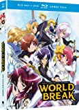 World Break: Aria of Curse for a Holy Swordsman - The Complete Series  [Blu-ray + DVD]
