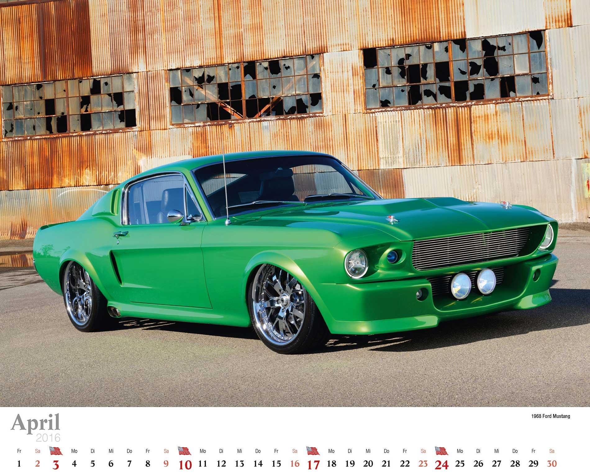 Ford Mustang 2016 Amazon Bücher