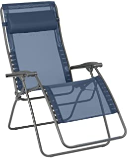 Lafuma LFM2040 8547 RSXA Clip Reclining Chair, Ocean, X Large