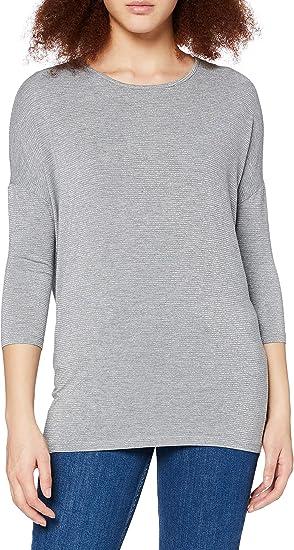 PIECES Camisa Manga Larga para Mujer