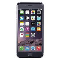 Apple iPhone 6 GSM Unlocked, 64 GB - Space Gray (Certified Refurbished)