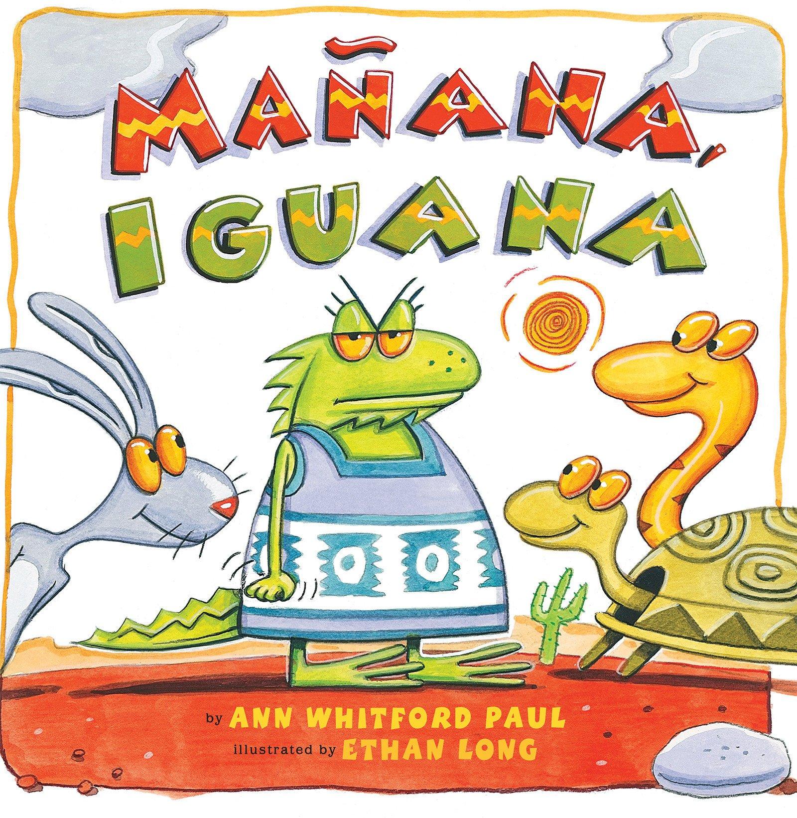 Manana, Iguana pdf epub
