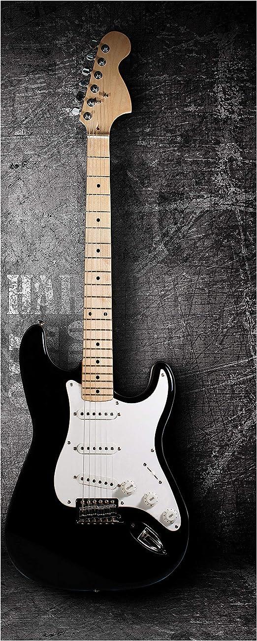 wandmotiv24 Papel Pintado para Puerta Guitarra eléctrica 80 x 200 ...