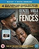 Fences [Blu-ray + Digital Copy] [2017] [Region Free]
