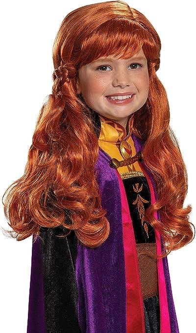 anna frozen 2 hair