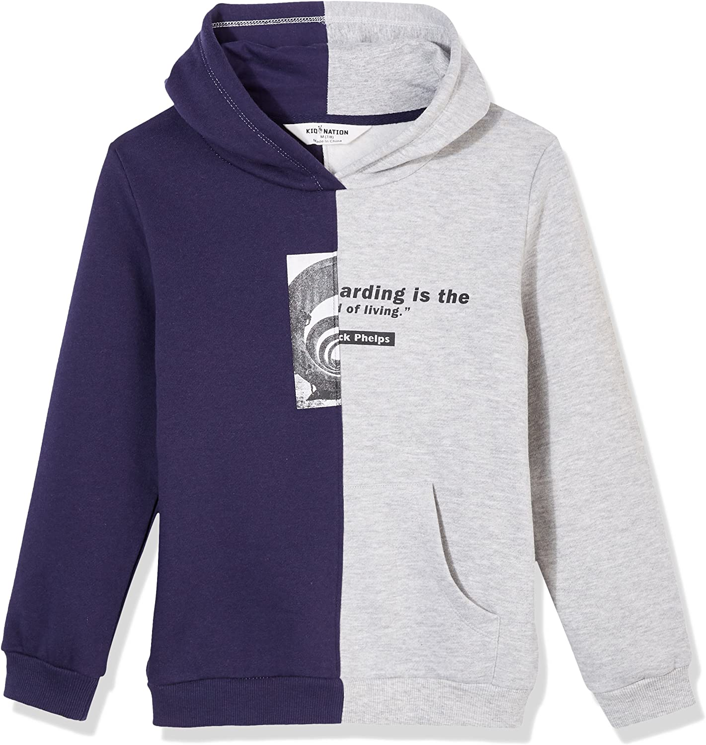 Baby Boys Toddler Casual Legendary Long Sleeve Warm Hoodie Hooded Pullover Top