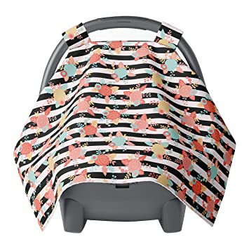 Amazon Com Carseat Canopy Car Seat Covers For Babies Baby Car