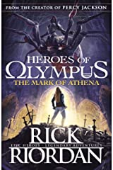 The Mark of Athena (Heroes of Olympus Book 3) (Heroes Of Olympus Series) Kindle Edition