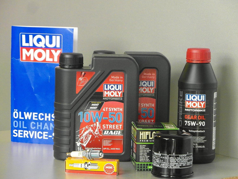 Mantenimiento Set Polaris Sportsman 550 Inspección Aceite de ...