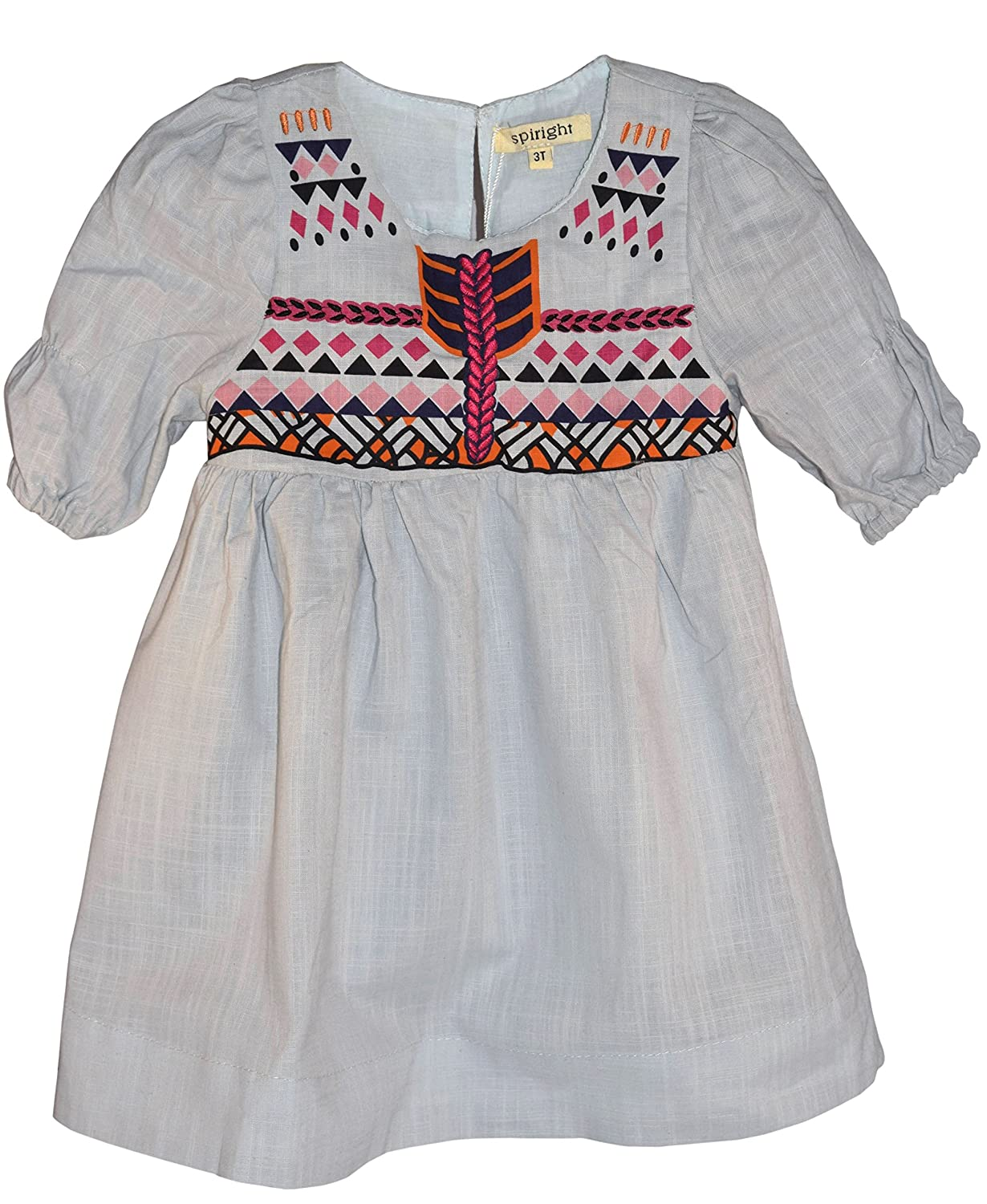 Unique Baby Girls Tribal Tunic