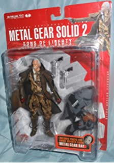 Amazon.com: Metal Gear Solid McFarlane Toys 2 Sons of ...