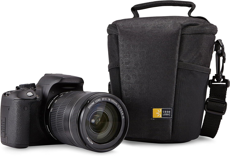 Case Logic MDH101 - Funda para cámara fotográfica, color negro ...