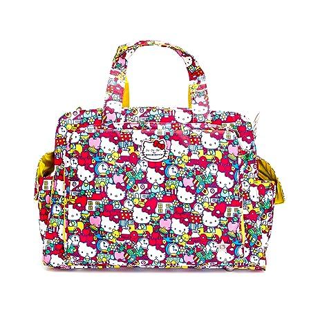 Ju-Ju-Be Hello Kitty Collection Be Prepared Diaper Bag