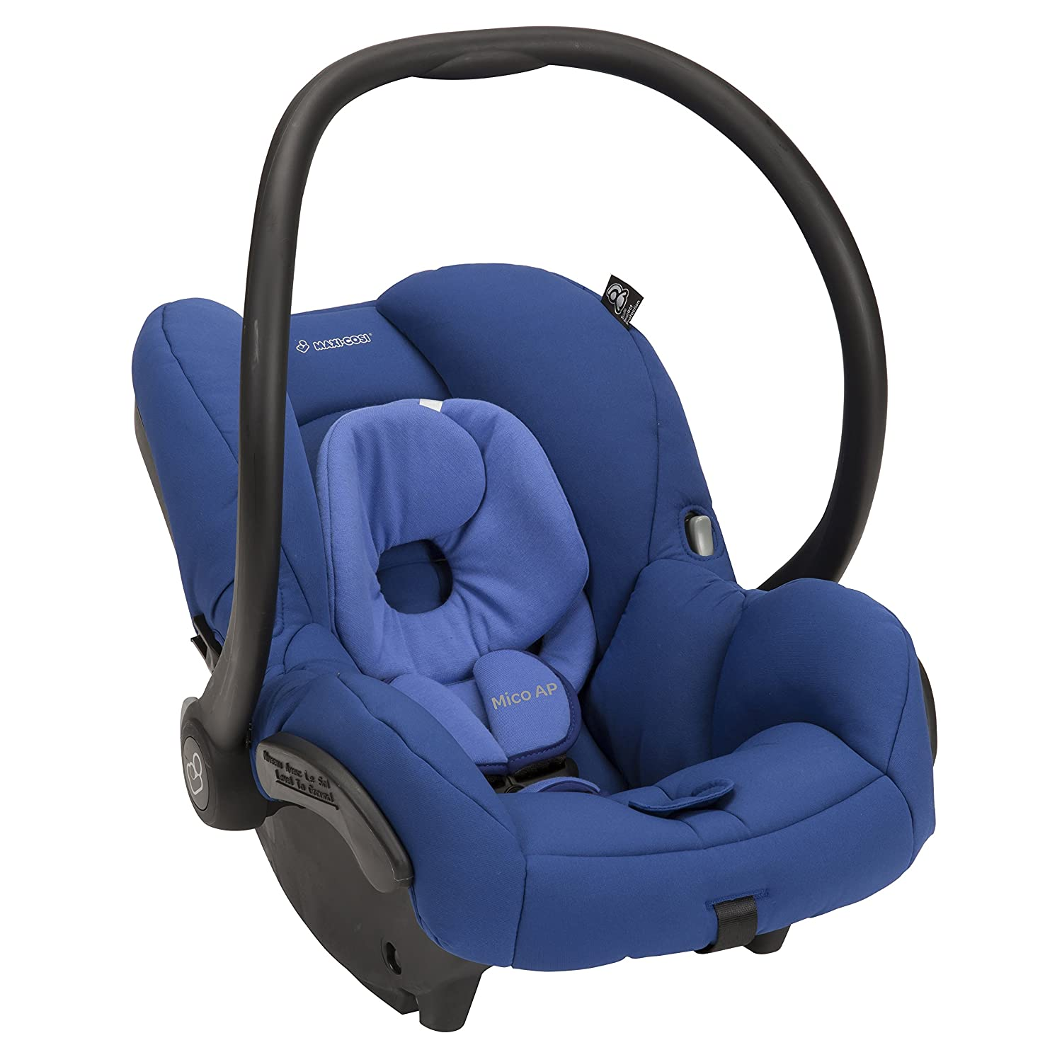 maxi cosi mico ap infant car seat blue base baby