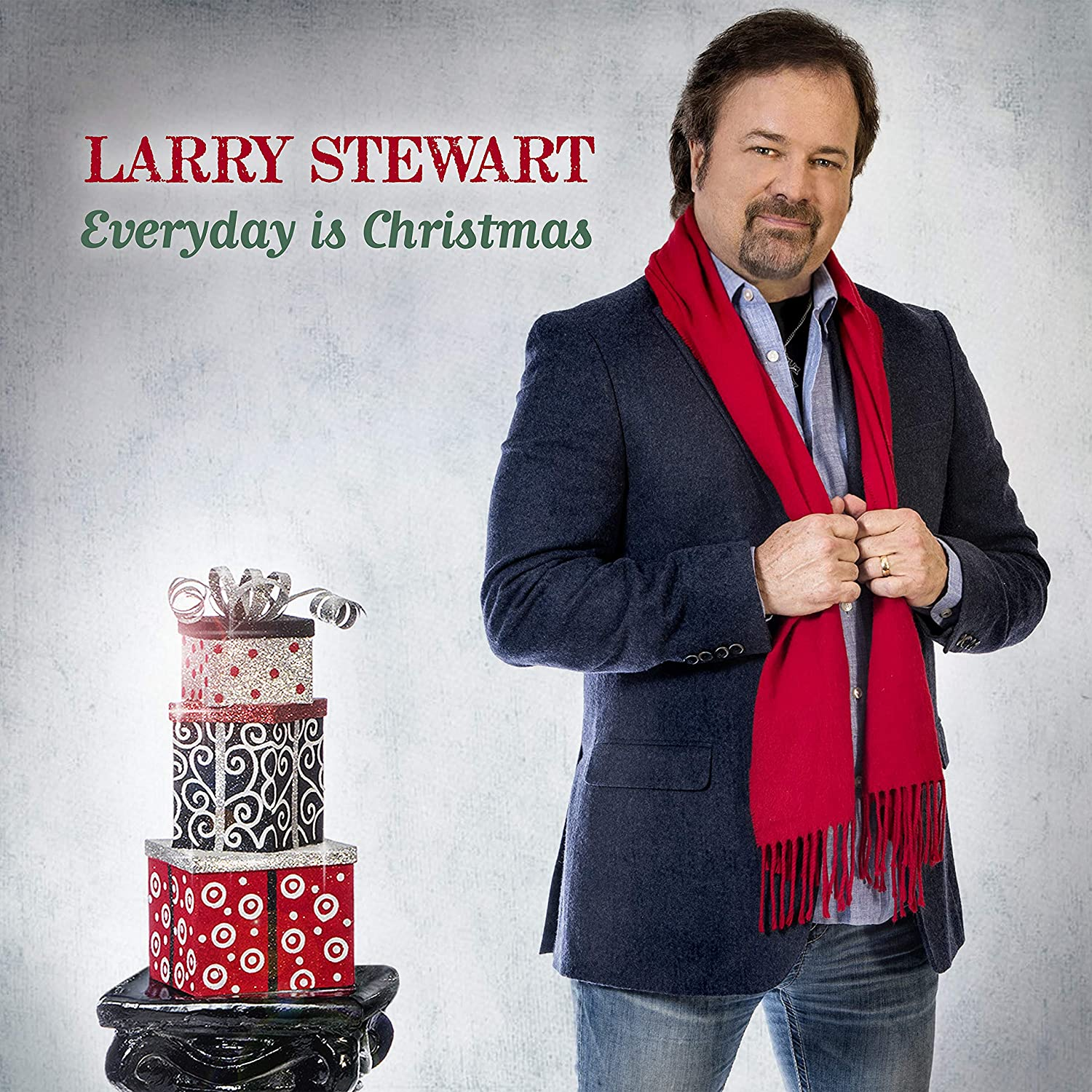 Everyday Is Christmas 2020 Larry Stewart   Everyday Is Christmas   Amazon.Music