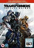 Transformers: The Last Knight (DVD + Bonus Disc + Digital Download) [2017]