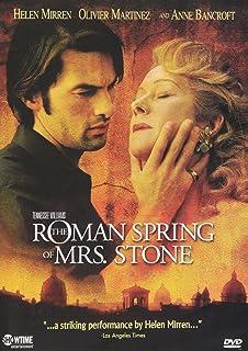 The Roman Spring Of Mrs Stone