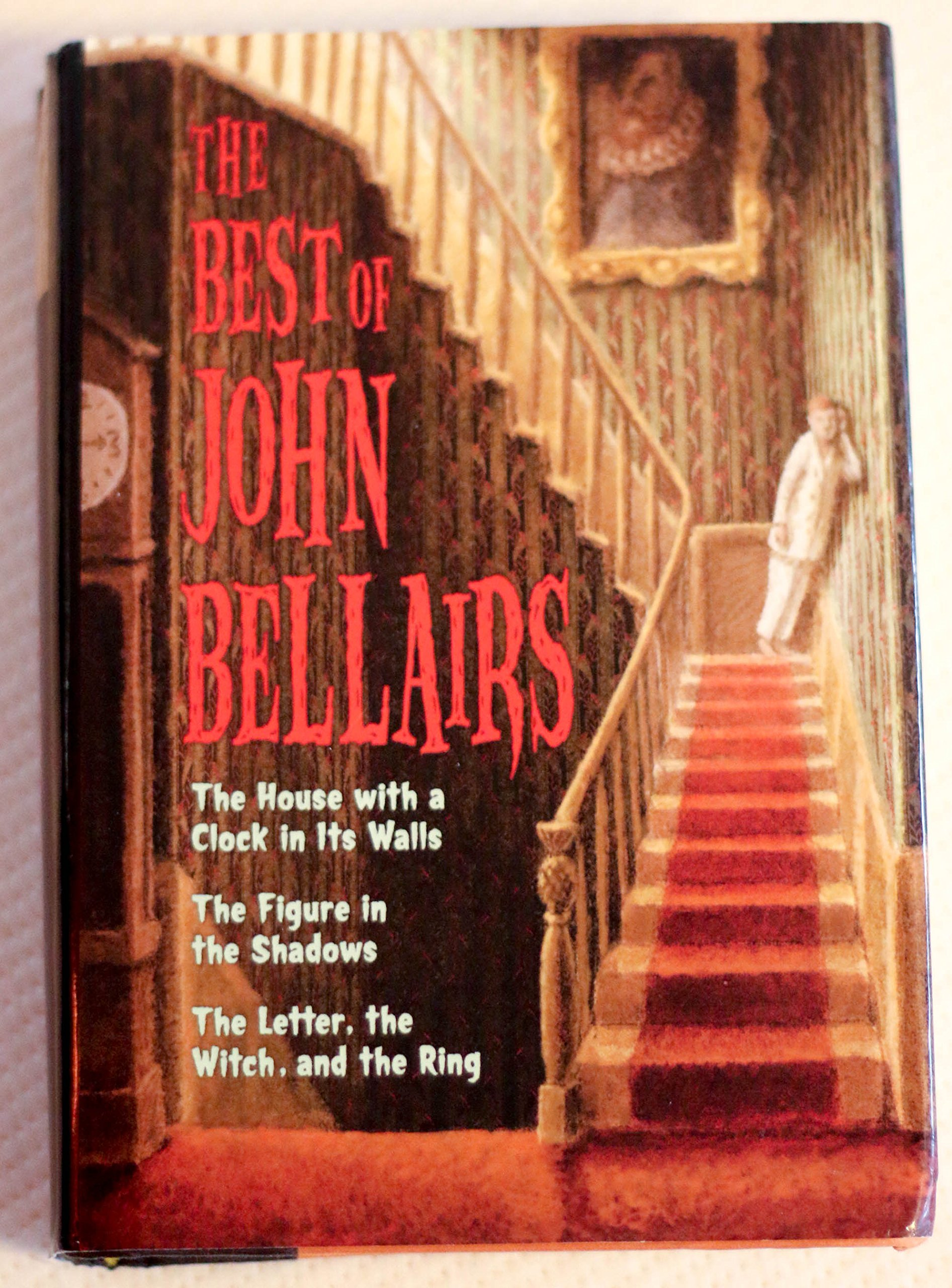 The Best of John Bellairs: The House with a Clock in Its Walls; The Figure in the Shadows; The Letter, the Witch, and the Ring by Barnes & Noble Books (Image #2)