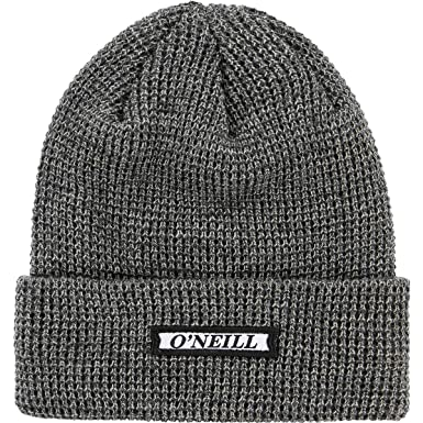 Amazon.com  O Neill Mens Team Beanie Hats One Size Grey  Clothing a4f5d471928