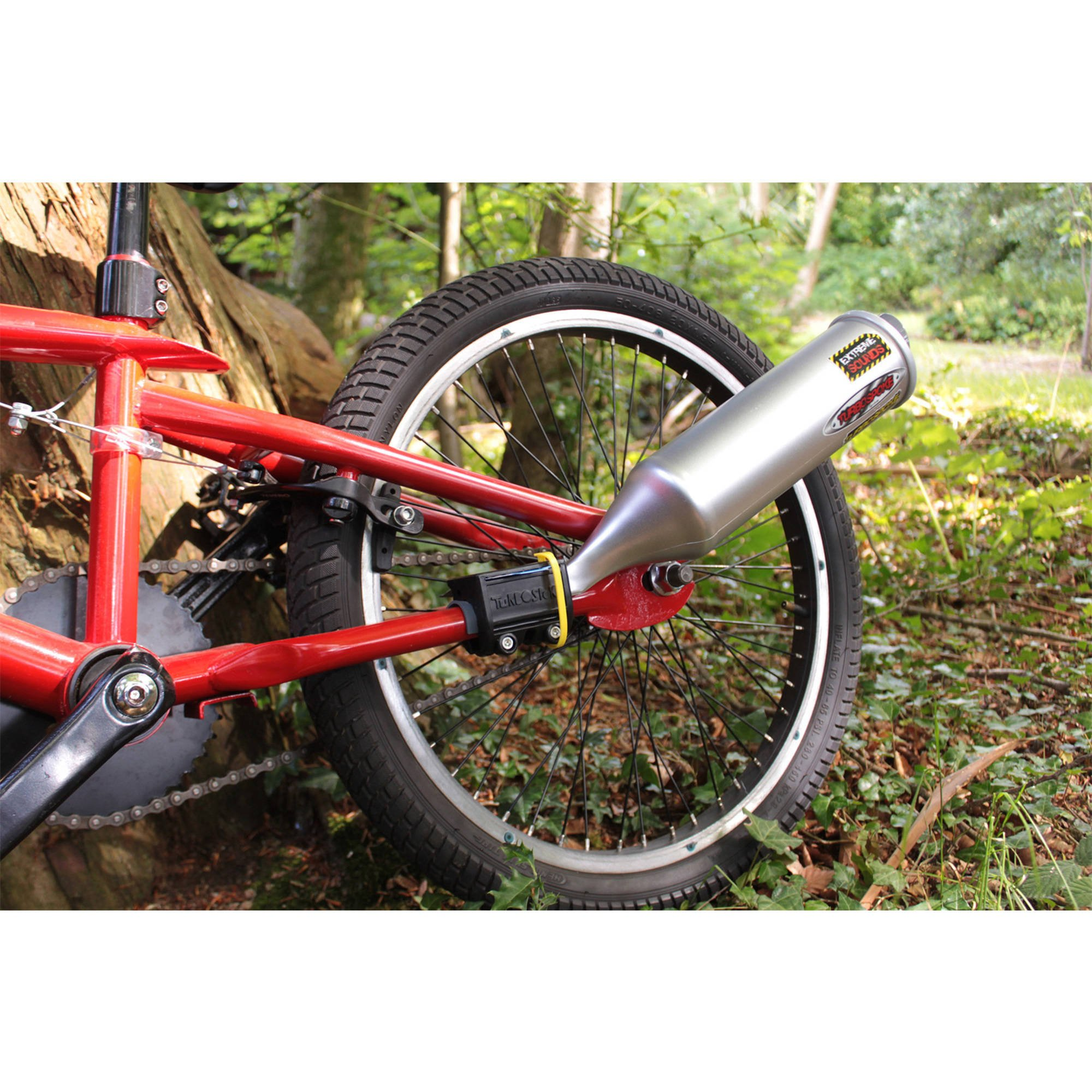 Turbospoke Bicycle Exhaust System (Original Updated) by Turbospoke (Image #4)