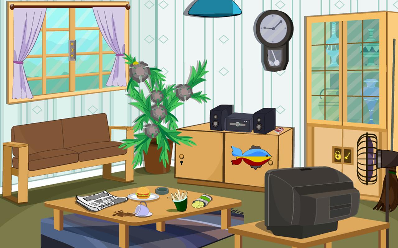 Room escape puzzle livingroom 2 appstore for for Escape puzzle