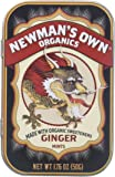 Newman's Own Organics Organic Ginger Mints, 1.76 oz, 6 ct