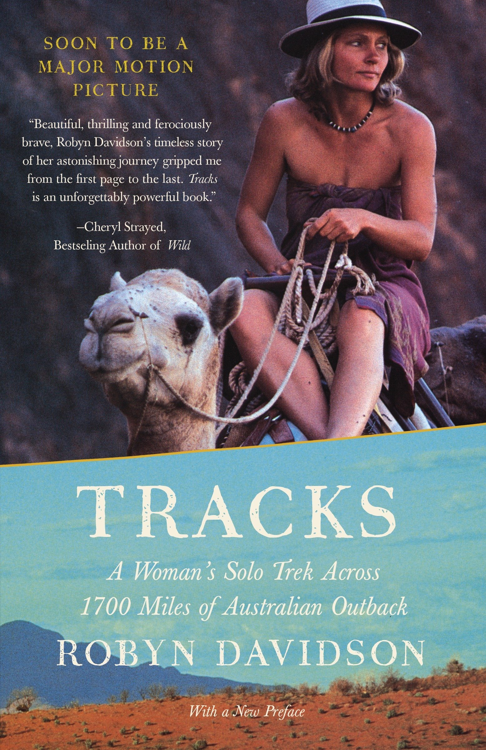 Tracks: A Woman's Solo Trek Across 1700 Miles of Australian Outback:  Davidson, Robyn: 9780679762874: Amazon.com: Books