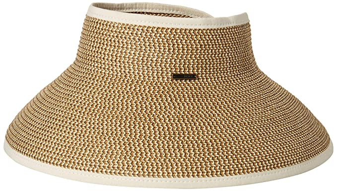 Roxy Women s Kiss The Ocean Straw Sun Hat at Amazon Women s Clothing ... d58e64cb7fc