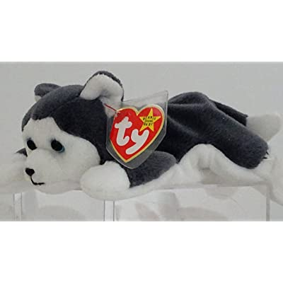 Ty Beanie Babies - Nanook the Husky [Toy]: Toys & Games