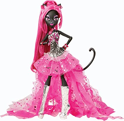 Amazon Com Monster High Catty Noir Doll Toys Games
