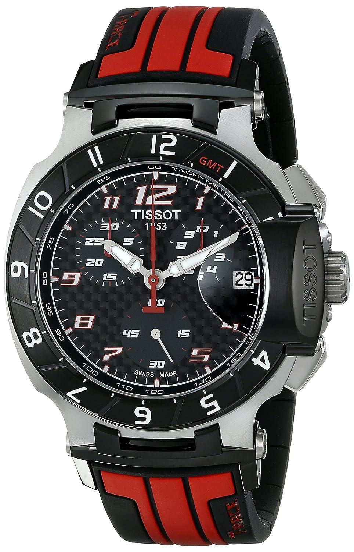 [ティソ]TISSOT 腕時計 T-Race MotoGP Quartz(ティーレース モトジーピー クォーツ) 世界限定8888本 T0484172720701 メンズ 【正規輸入品】 B00K7INVGA