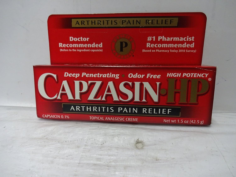 Capzasin-HP Arthritis Pain Relief, 1.5 OZ (Pack of 4)