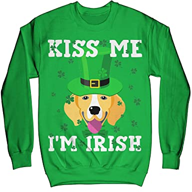 7b9738cd Kihy Store Kiss Me I'm Irish Beagle Dog Funny Shirt - ST Patrick's Day