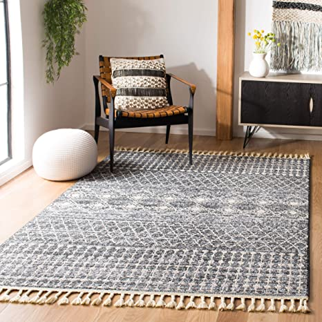 Amazon.com: Safavieh MRK752N-7SQ Marrakech Collection ...