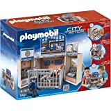 Playmobil - Cofre cuartel de Policía (5421)
