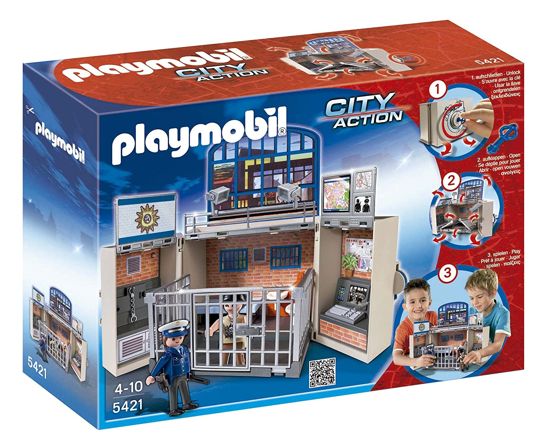PLAYMOBIL 5421 My Secret Play Box - Police Station