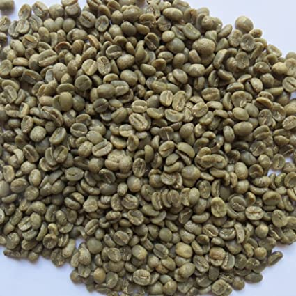 administration de grain de café verte