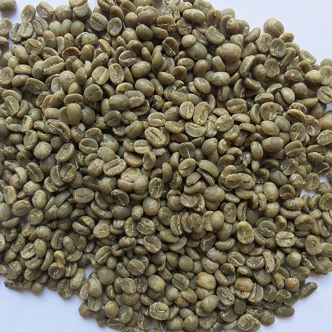 posizioni di torrefazioni di caffè di montagna verde